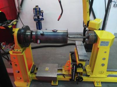 MIG / MAG welding robotization with FANUC robots