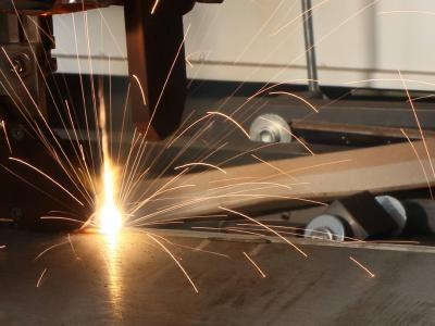 laser welding of 10 mm stainless steel 316l